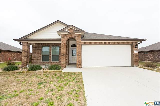 503 Coby Drive, Troy, TX 76579 (MLS #402125) :: Brautigan Realty