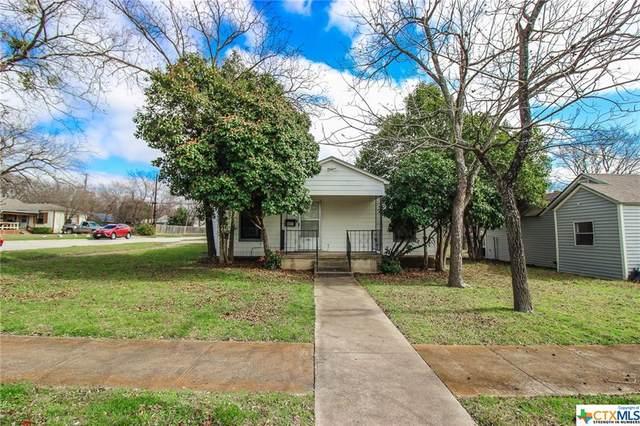 1201 S 47th Street, Temple, TX 76504 (MLS #402206) :: Brautigan Realty