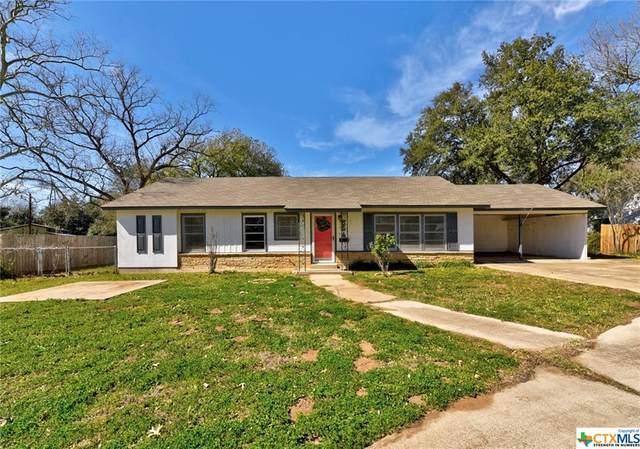 854 S Magnolia Avenue, Luling, TX 78648 (MLS #402213) :: Brautigan Realty