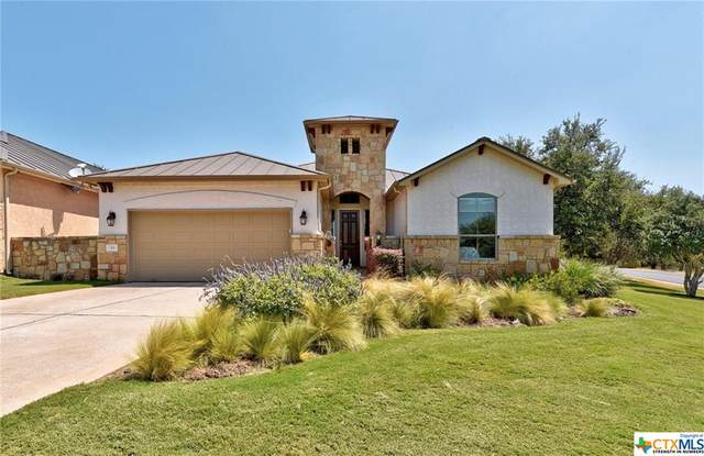 93 Lachite, Horseshoe Bay, TX 78657 (MLS #402238) :: The Zaplac Group