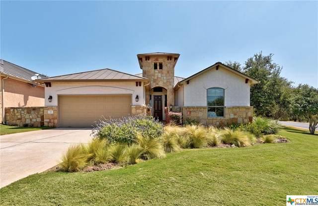 93 Lachite, Horseshoe Bay, TX 78657 (MLS #402238) :: Brautigan Realty