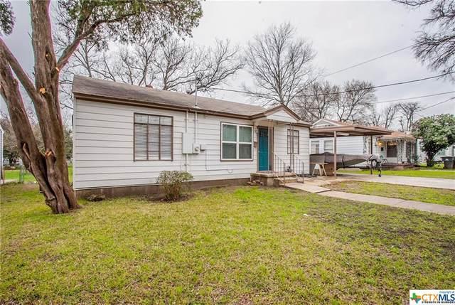 1002 S 43rd Street, Temple, TX 76504 (MLS #402247) :: Brautigan Realty