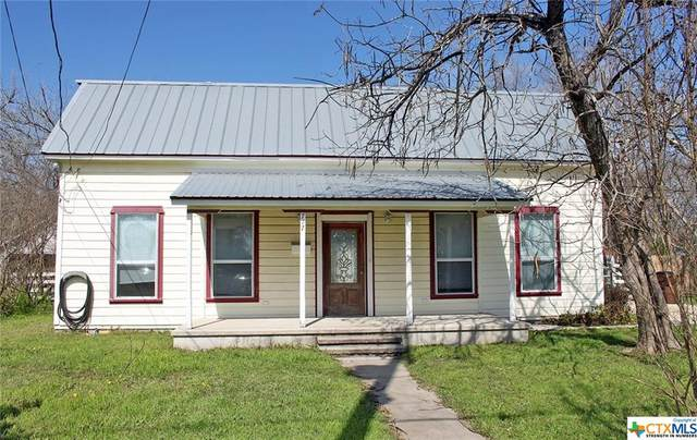 717 Bois Darc Street, Lockhart, TX 78644 (MLS #402275) :: Brautigan Realty