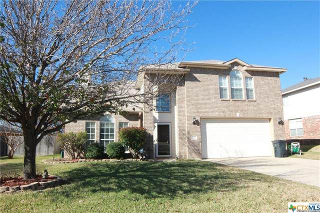 2204 Delaware, Harker Heights, TX 76548 (MLS #402300) :: RE/MAX Family