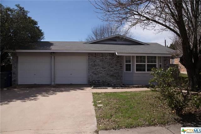 209 W Hogan Drive, Copperas Cove, TX 76522 (MLS #402302) :: Isbell Realtors
