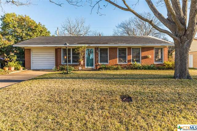 206 E Young Avenue, Temple, TX 76501 (MLS #402315) :: Brautigan Realty