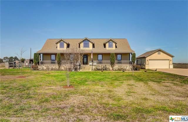 634 County Road 253, Georgetown, TX 78633 (MLS #402327) :: Brautigan Realty