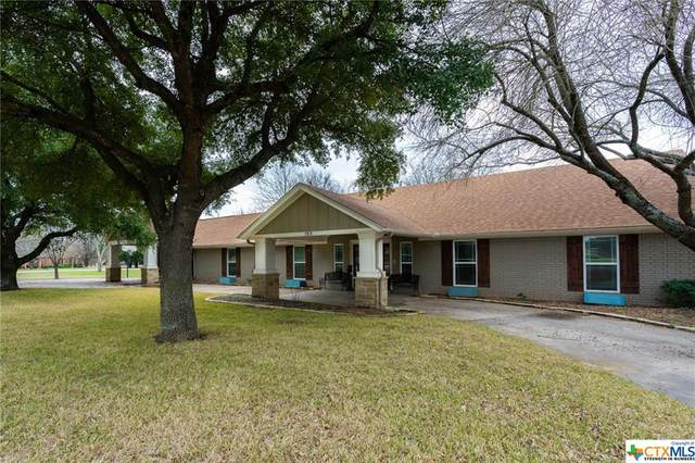 1501 Stagecoach Circle, Salado, TX 76571 (MLS #402340) :: Berkshire Hathaway HomeServices Don Johnson, REALTORS®