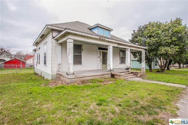 714 N 1st Street, Temple, TX 76501 (MLS #402344) :: Brautigan Realty