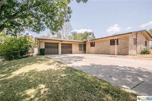 1803 Wheeler Avenue, Killeen, TX 76549 (MLS #402357) :: Brautigan Realty