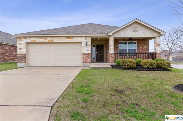 5804 Fair Hill Drive, Temple, TX 76502 (MLS #402366) :: Brautigan Realty