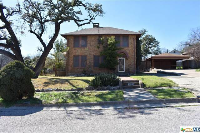 208 S Race Street, Lampasas, TX 76550 (#402402) :: All City Real Estate