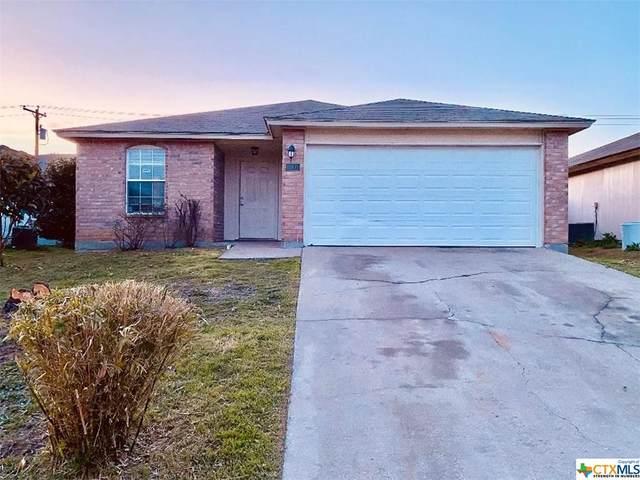 1301 Fox Creek Drive, Killeen, TX 76543 (MLS #402403) :: The Myles Group