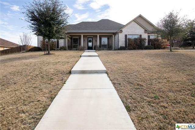 3227 Hester Way, Salado, TX 76571 (MLS #402406) :: The Real Estate Home Team