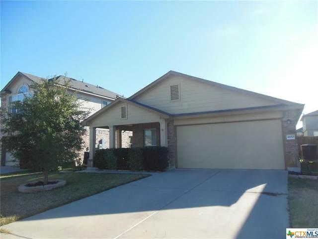 4610 Lookout Mountain Lane, Killeen, TX 76549 (MLS #402444) :: The Myles Group