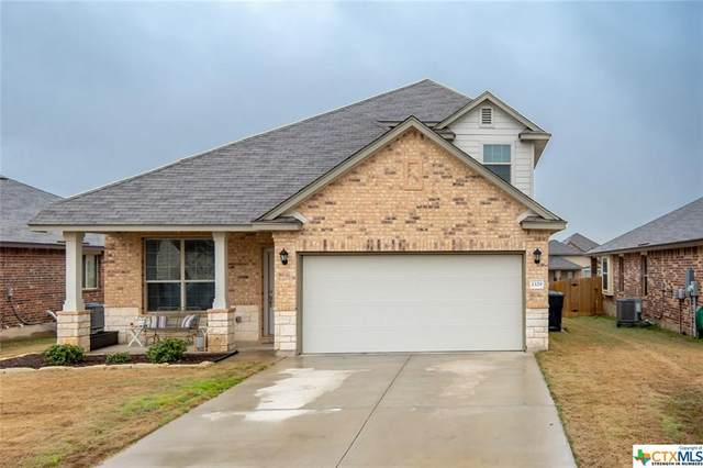 1329 Amber Dawn Drive, Temple, TX 76502 (MLS #402476) :: The i35 Group