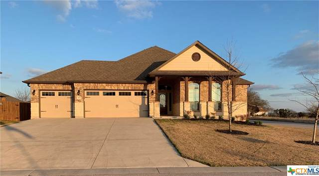 5817 Fenton Lane, Belton, TX 76513 (MLS #402477) :: The Myles Group