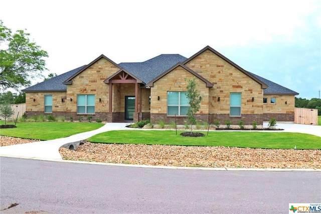 115 Cumberland Drive, Belton, TX 76513 (MLS #402479) :: The Myles Group