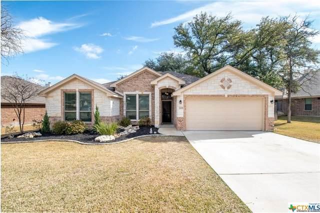 3208 Purple Sage Drive, Belton, TX 76513 (MLS #402486) :: The Myles Group