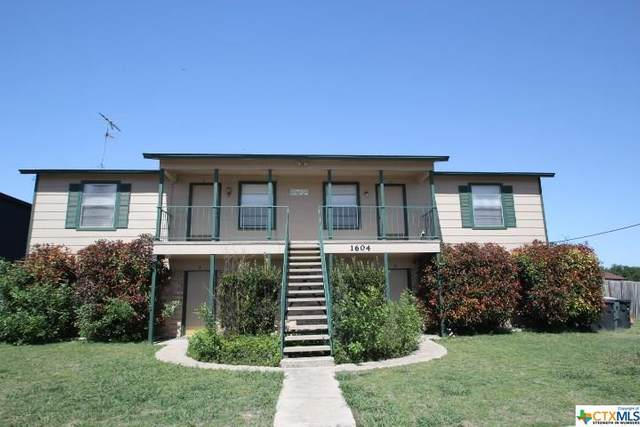 1604 Cedarhill Drive, Killeen, TX 76543 (MLS #402501) :: The Myles Group