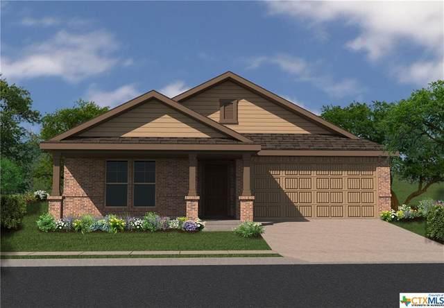 821 Ibis Falls Loop, Jarrell, TX 76537 (MLS #402511) :: Isbell Realtors