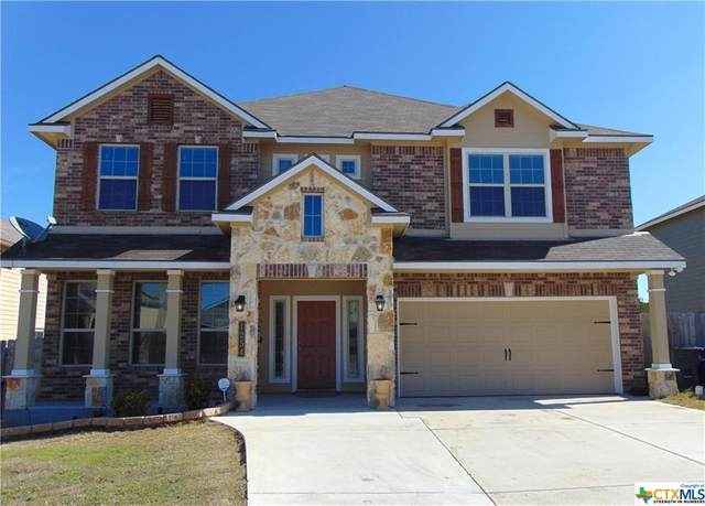 1254 Jester Court, Copperas Cove, TX 76522 (MLS #402522) :: The i35 Group