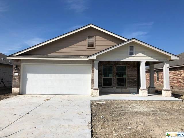 6444 Treiber Drive, Temple, TX 76502 (MLS #402576) :: The Myles Group