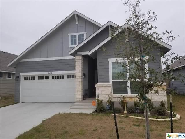 722 Arboredge Drive, Temple, TX 76502 (MLS #402593) :: The Myles Group