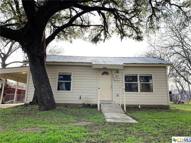 204 N Ridge Street, Lampasas, TX 76550 (MLS #402605) :: Berkshire Hathaway HomeServices Don Johnson, REALTORS®