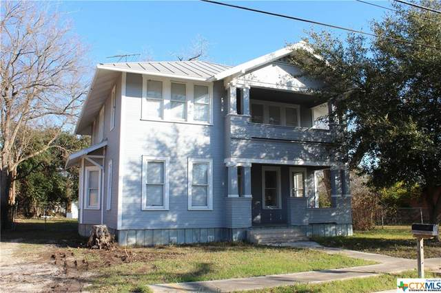 210 W College Street, Seguin, TX 78155 (MLS #402609) :: The Zaplac Group