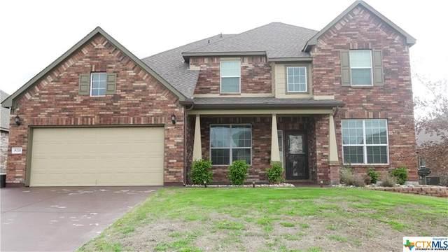 838 Olive Lane, Harker Heights, TX 76548 (MLS #402623) :: Berkshire Hathaway HomeServices Don Johnson, REALTORS®