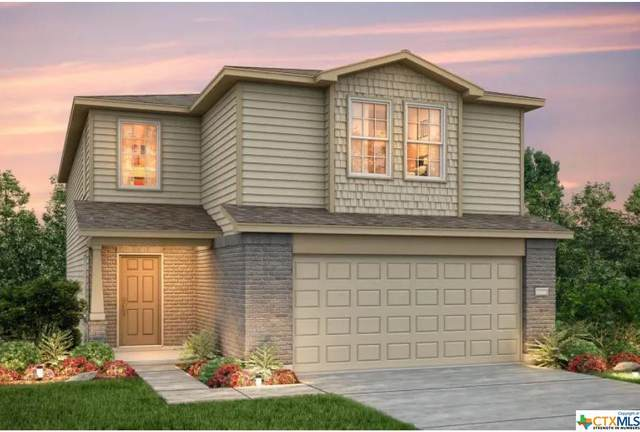 129 Morning Quail Drive, Jarrell, TX 76537 (MLS #402639) :: Isbell Realtors