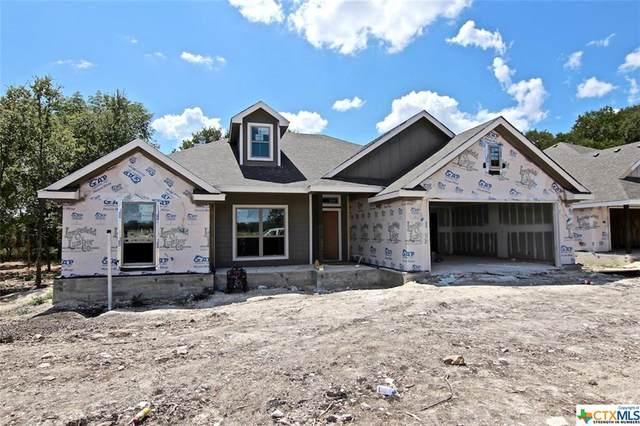 2909 Pistoia Trail, Temple, TX 76502 (MLS #402642) :: Berkshire Hathaway HomeServices Don Johnson, REALTORS®