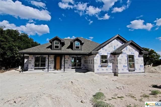 4051 Fossil Ridge Drive, Nolanville, TX 76559 (MLS #402649) :: Isbell Realtors