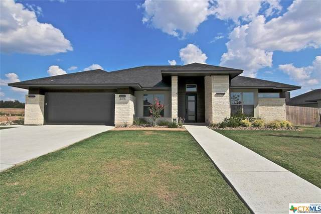 6415 Clayton Court, Temple, TX 76502 (MLS #402685) :: Berkshire Hathaway HomeServices Don Johnson, REALTORS®