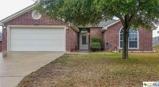 225 Cedar Ridge Drive, Nolanville, TX 76559 (MLS #402734) :: The i35 Group