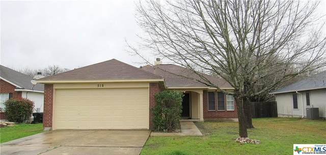518 Meadowside Drive, Hutto, TX 78634 (#402753) :: 12 Points Group