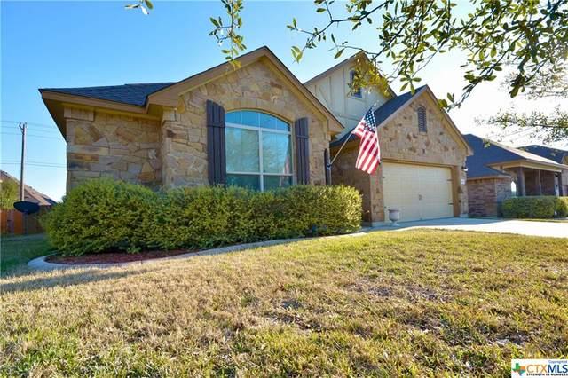 808 Siena Court, Harker Heights, TX 76548 (MLS #402799) :: Isbell Realtors