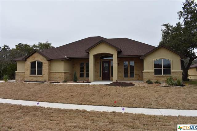 235 Sunday Drive, Burnet, TX 78611 (MLS #402802) :: Vista Real Estate