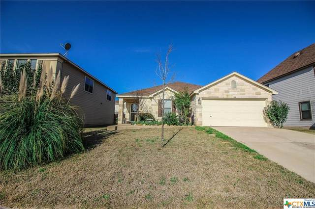 314 Harvest Meadow, Temple, TX 76502 (#402815) :: First Texas Brokerage Company