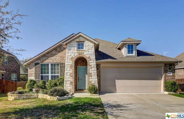 3363 Vineyard Trail, Harker Heights, TX 76548 (MLS #402907) :: The i35 Group
