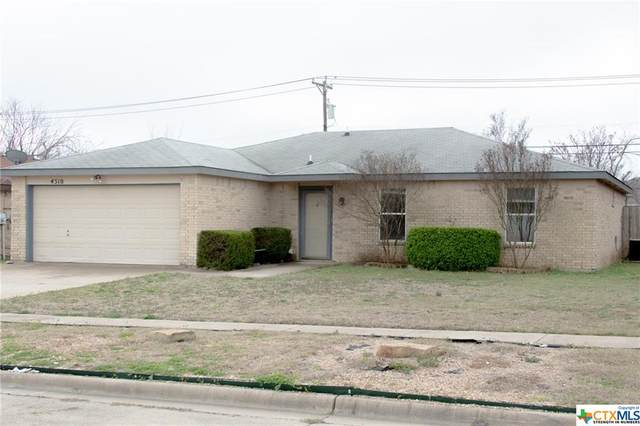 4510 Stallion Drive, Killeen, TX 76549 (MLS #402908) :: RE/MAX Land & Homes