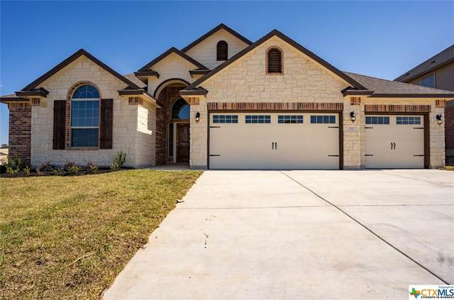 2507 Dante Court, Harker Heights, TX 76548 (MLS #402917) :: The i35 Group