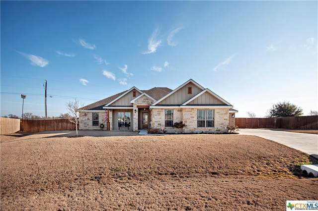 3802 Twilight Drive, Temple, TX 76502 (MLS #402921) :: The i35 Group