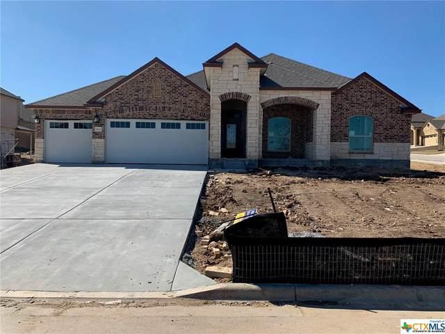 5502 Imogen Drive, Belton, TX 76513 (MLS #402939) :: The Real Estate Home Team