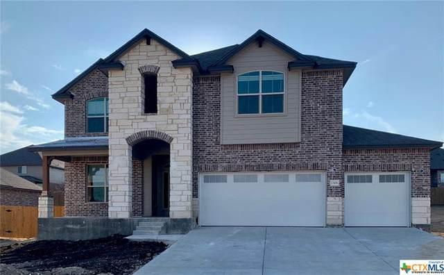 5506 Imogen Drive, Belton, TX 76513 (MLS #402941) :: The Real Estate Home Team