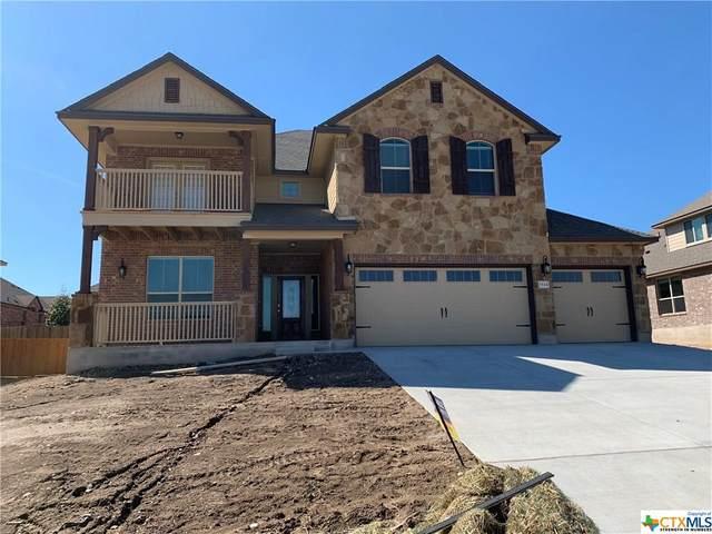 5514 Imogen Drive, Belton, TX 76513 (MLS #402945) :: The Real Estate Home Team