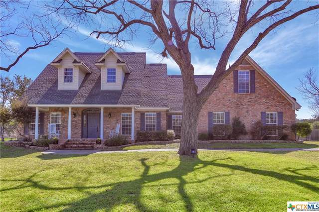 2110 Red Rock Drive, Belton, TX 76513 (MLS #402955) :: The i35 Group