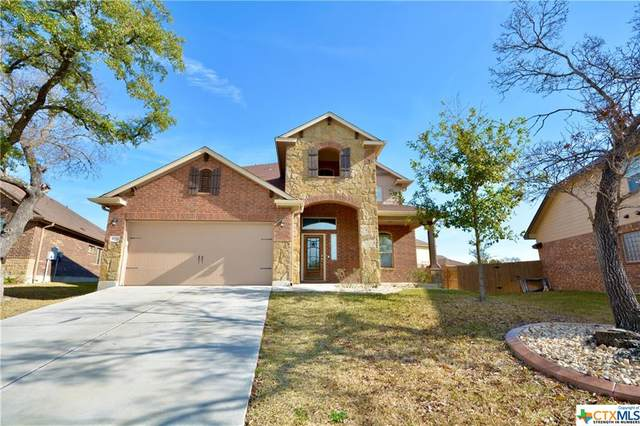 820 Terra Cotta Court, Harker Heights, TX 76548 (MLS #402977) :: The i35 Group