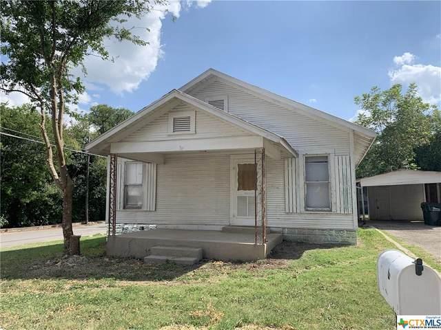 403 Blanco Street, San Marcos, TX 78666 (MLS #402989) :: Vista Real Estate